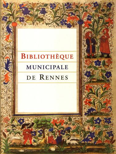 Couverture du livre Bibliothèque municipale de Rennes