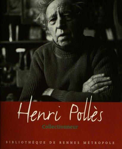Couverture du livre Henri Pollès collectionneur