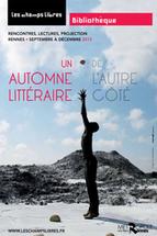 affiche de l'automne littéraire 2013 2014