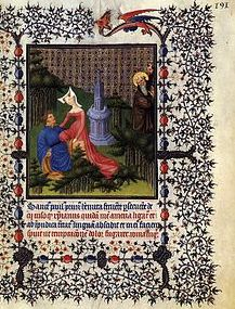 Photo d'un manuscrit