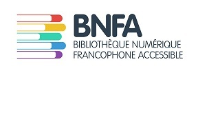 Logo de la Bibliothèque Numérique Francophone Accessible